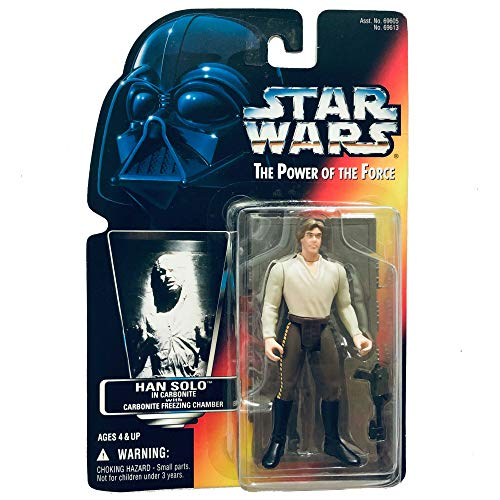 "Star Wars 3.75/"" Galaxy d/'aventure Han solo bespin neuf"