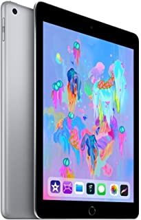 Apple iPad (Wi-Fi, 32GB) - Space Grey (Previous Model)