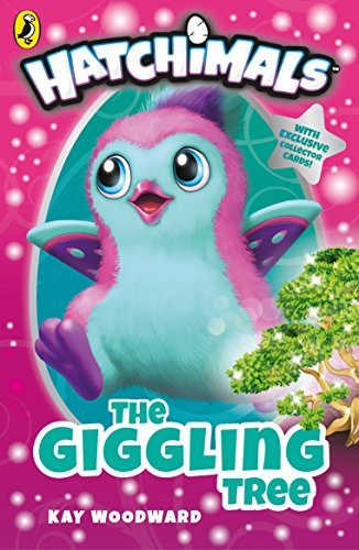 Hatchimals: The Giggling Tree: (Book 1) (English Edition)