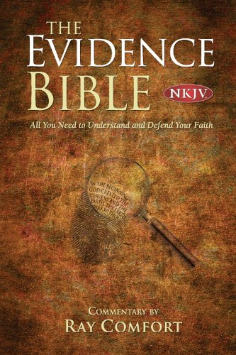 Compare Textbook Prices for NKJV Evidence Bible Illustrated Edition ISBN 0000882705253 by Comfort, Ray