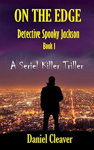 On The Edge Serial Killer Thriller Detective Spooky Jackson Book 1 product image