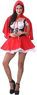 Fairytale Miss Little Red Riding Hood Hoodwinked Tween Fancy Dress Costume