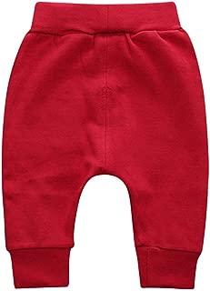 sarouel Rayure Pantalon Legging Outfit Vêtements 1-5 T Bébé Garçon Enfant en Coton Tops