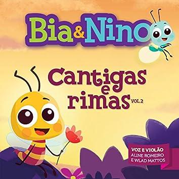Bia & Nino - Cantigas e Rimas, Vol. 2