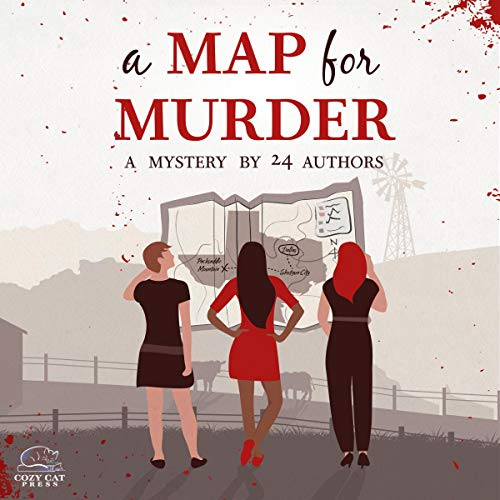 Couverture de A Map for Murder