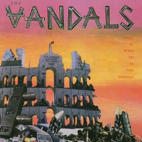 When In Rome Do As The Vandals [Vinyl LP]