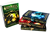 Jonathan Stroud The Bartimaeus Series 4 Books Collection Set (Bartimaeus Sequence Series - Children's Fantasy Novels, Age 10-14)