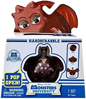 Nakham Disney Pixar Monsters University - Roll-A-Scare Monsters - Hardscrabble