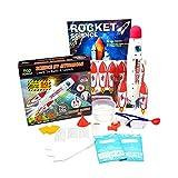 MYRIAD365 Rocket Science Kit for Kids - STEM Toys Kids Rocket Kit for Boys Girls | Science Experiments for Kids | Best Toys 5 Year Old Boys & Older | Gift for Boys | Kids Science Kit