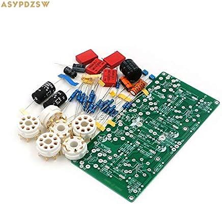 6V6 Tube Power Amplifier Bare PCB 12W *2 AMP PCB Ultra-linear push-pull 6SL7
