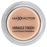 Max factor - Miracle touch foundation, base de maquillaje, color 55 rubor beige