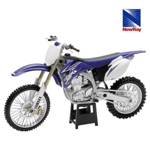NewRay 1/12 Yamaha YZ450F 2009 SportsBike/モトクロス/オフロード/FMX/MOTOCROSS/模型/1:12/青...