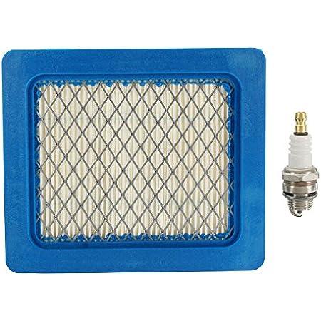 Filtre à Air Bougie d/'Allumage Huile convient pour HONDA tondeuse gsv160 gsv190 f220