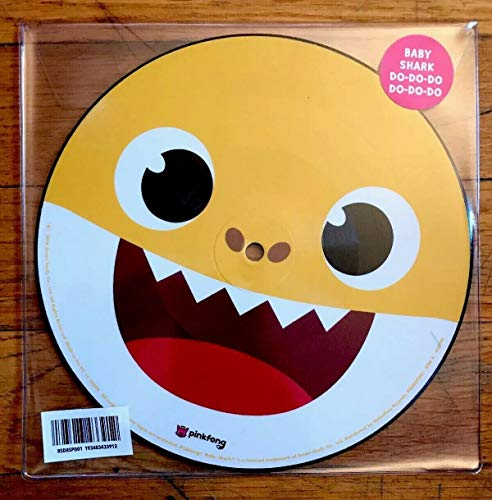 "Pinkfong - Baby Shark - RSD 2019 Picture 7"" 45 rpm Vinyl - Limited to 1000"