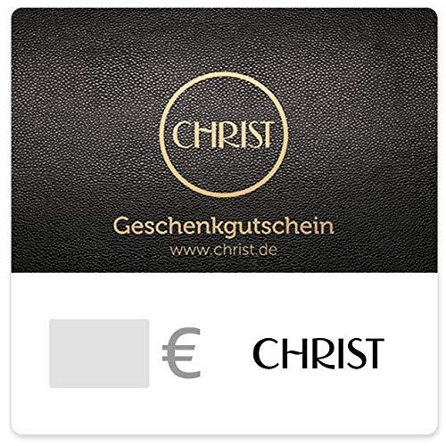 Gutscheinkarte von CHRIST Juweliere Config - für Deutschland - per E-Mail