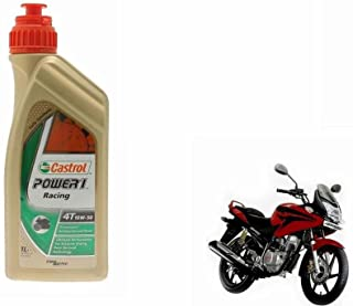 Castrol Power1 10W-50 4T 1 Litre Bike Engine Oil-Honda CBF Stunner