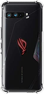 Compatible with Asus ROG Phone 3 ZS661KS case,Four Corners Drop resistance/Shockproof/Anti-Fingerprint/360-degree Protecti...