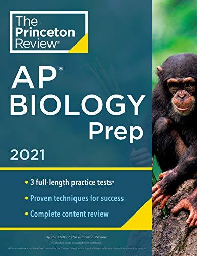 Princeton Review AP Biology Prep