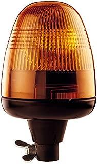 Hella 006846001 KL Rotaflex FL Rotating Beacon Amber Lens 12v