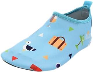 Black Temptation, Calcetines de agua antideslizante Niños descalzos Sandalias de playa Zapatos de vadeo Sneakers-A09
