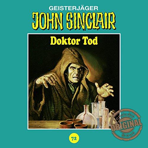 Doktor Tod (John Sinclair - Tonstudio Braun Klassiker 72) Titelbild