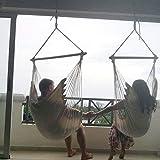 IMG-1 demiawaking sedia sospesa da giardino