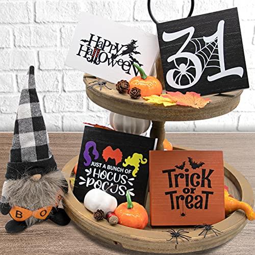 Halloween Decorations   Halloween Tiered Tray...