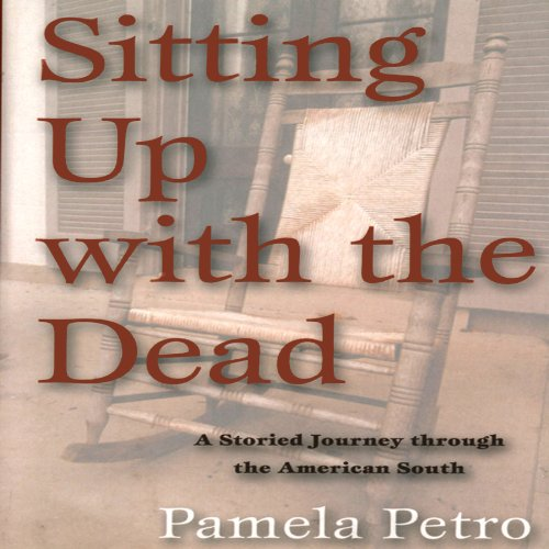 Sitting Up with the Dead audiobook cover art