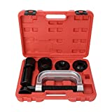 VETOMILE 10PCS Ball Joint Service Tool Kit 2WD & 4WD Car Repair Remover Installer