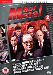 Hot Metal on DVD