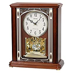 Rhythm USA WSM Savannah Mantel Clock