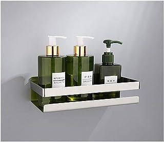 YF-SURINA Étagère de caddie de douche étagère en acier inoxydable étagère de salle de bain murale étagère de rangement per...