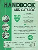 HANDBOOK AND CATALOG: NATIONAL PRODUCTS 1938-39 EDITION