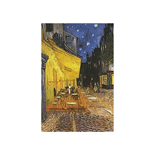 Van Gogh Cafe Terrace at Night Painting Art Maxi Poster Print - 61x91 cm by Laminated Posters