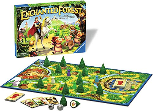 Product Image of the Enchanted Forest - Children's Game