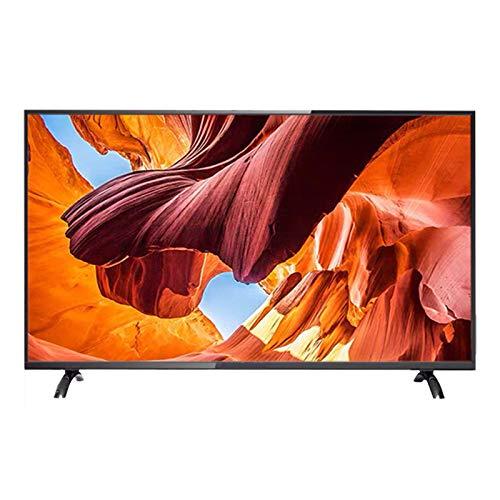 DYYAN TV 32 Pulgadas TV LED Full HD Pixel Plus HD 2 * Altavoces WiFi 2 X HDMI 2 * USB Televisión De Vidrio Templado A Prueba De Explosiones