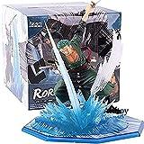 WXxiaowu Anime One Piece Roronoa Zoro Yakkodori Ver PVC Figura Roronoa...