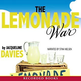 The Lemonade War cover art