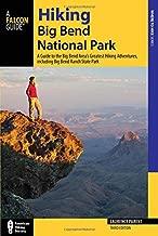 Big Bend National Park Hiking Map