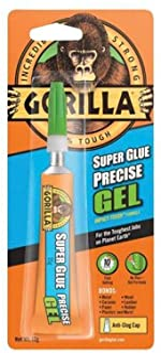 Gorilla Super Lijm Nauwkeurige Gel 15g