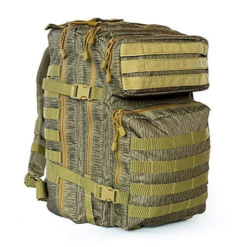 US Army Assault Pack II Rucksack Einsatzrucksack Back 50 ltr. Liter in NVA Strichtarn