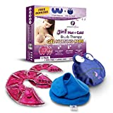 Breast Therapy Gel Pads for...