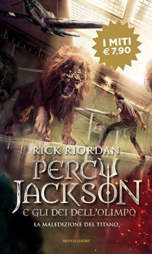 La maledizione del titano. Percy Jackson e gli dei dell'Olimpo: 3