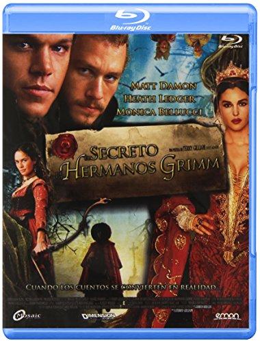 El Secreto de los Hermanos Grimm [Blu-ray]