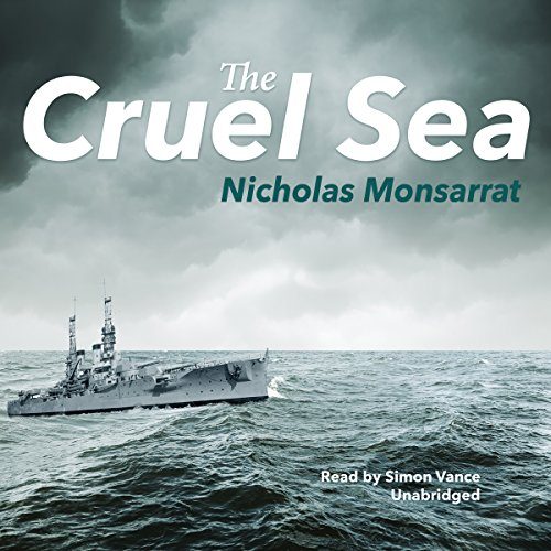 The Cruel Sea audiobook cover art