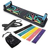 YayBox - Kit completo per allenarsi a casa, per bodybuilding...
