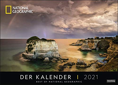 Der Kalender - Best of National Geographic Edition Kalender 2021