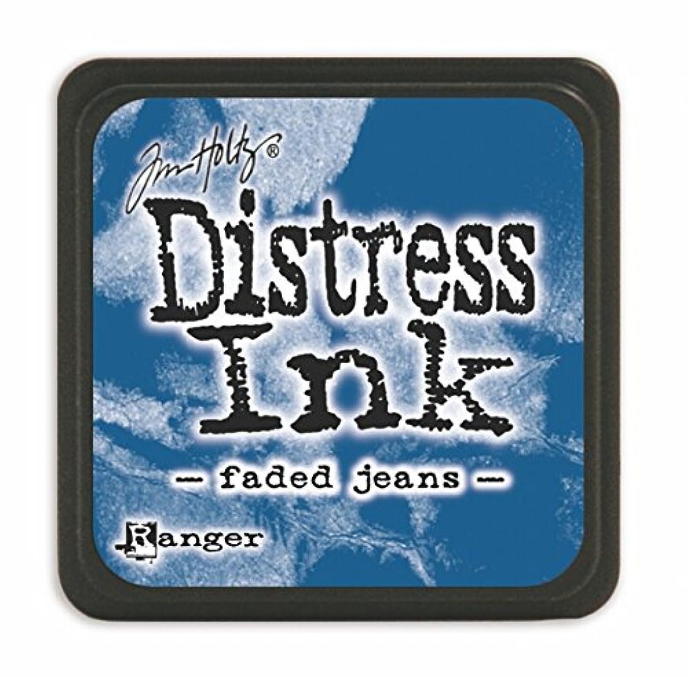 Ranger Tim Holtz Distress Ink Pads, Mini, Faded Jeans