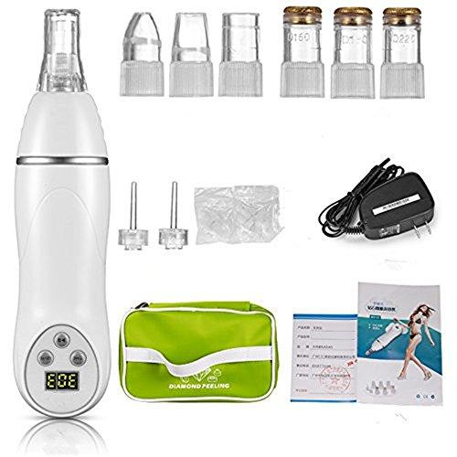 Denshine Mini Diamante aparatologia estetica para microdermoabrasión y Peeling dermoabrasión Skin Care SPA Belleza en casa