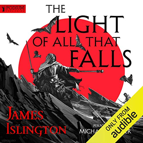 The Light of All That Falls audiobook cover art